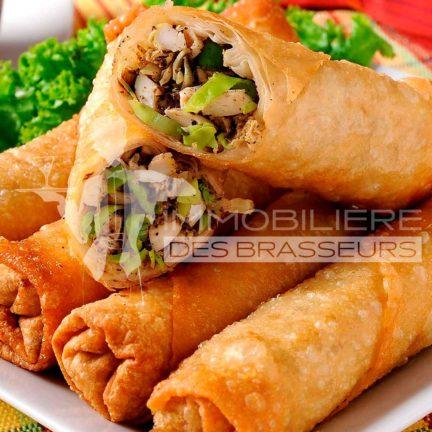 Restaurant - Centre-ville - Strasbourg - Bas-Rhin - Alsace - Asiatique - Chinois - Japonais - Brasserie - Bistronomie - Bistrot - Restauration rapide - Vente à emporter - Achat – Vente – Cession – Fonds de commerce – CHR – Licence IV – Licence 4