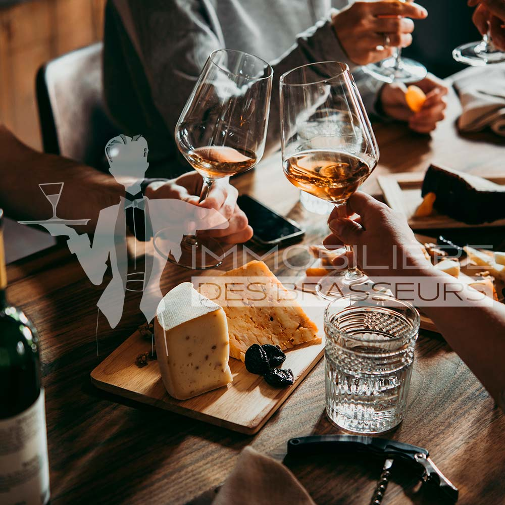 Bar - Bar à vin - Bistronomie - Bistrot - Alsace - Strasbourg - Achat – Vente – Cession – Fonds de commerce – CHR – Licence IV – Licence 4