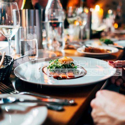 Restaurant - Centre-ville - Strasbourg - Bas-Rhin - Alsace - Couvert - Charme - Gastronomique - Achat – Vente – Cession – Fonds de commerce – CHR – Licence IV – Licence 4